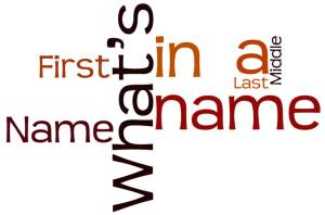 first-names